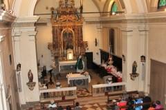Avvio catechismo a Voltago (2019)