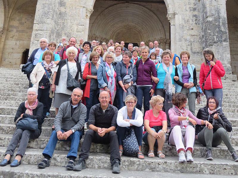 Viaggio parrocchiale in Ciociaria