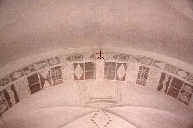 Chiesa di S. Giacomo: particolare