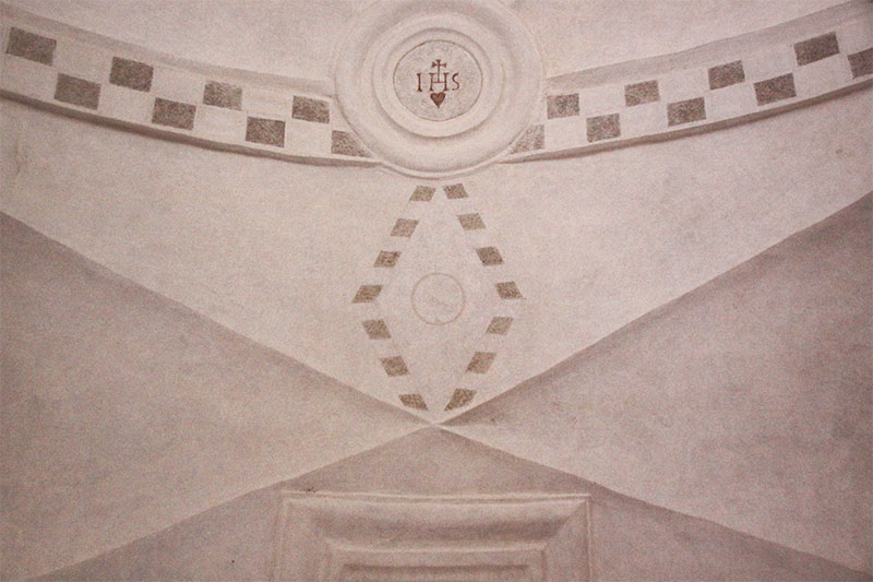 Chiesa parrocchiale: dettaglio