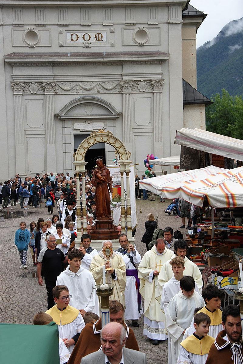 Processione di Sant'Antonio a Rivamonte