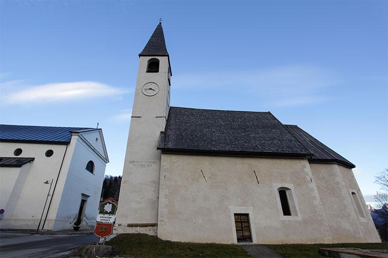 Chiesa parrocchiale di Gosaldo (2)