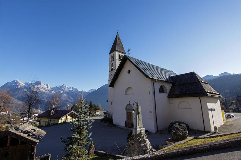 Chiesa parrocchiale di Voltago