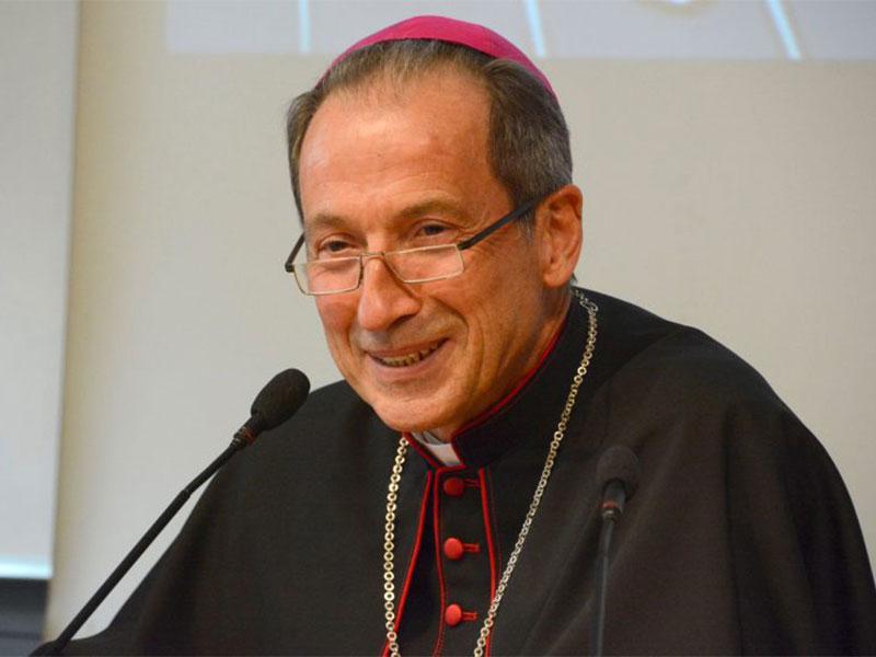 Il saluto del vescovo per le nostre comunità