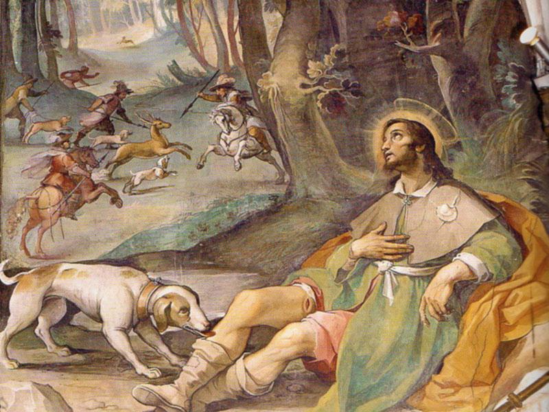 16 agosto: s. Rocco, pellegrino