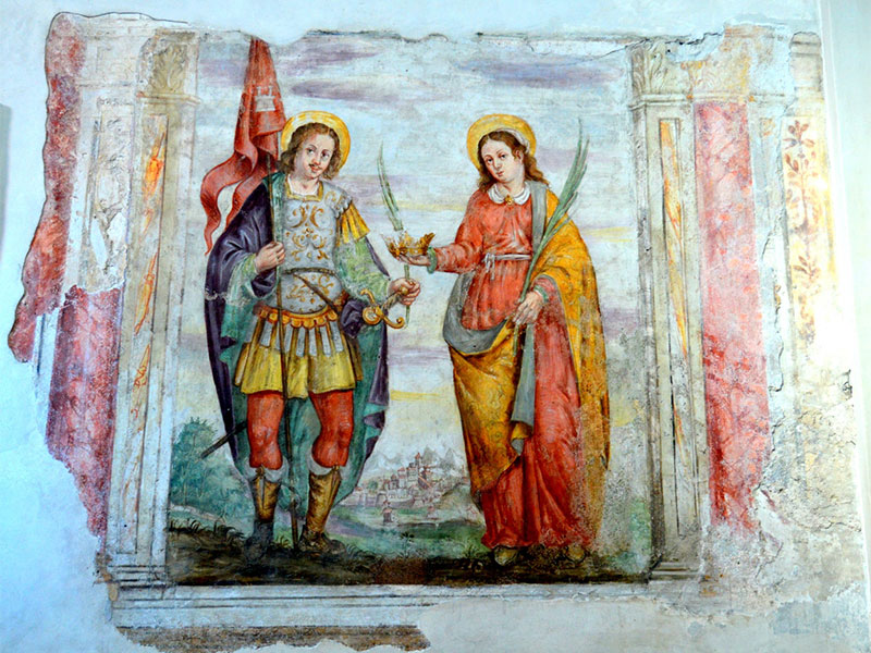 14 maggio: Ss. Vittore e Corona, martiri